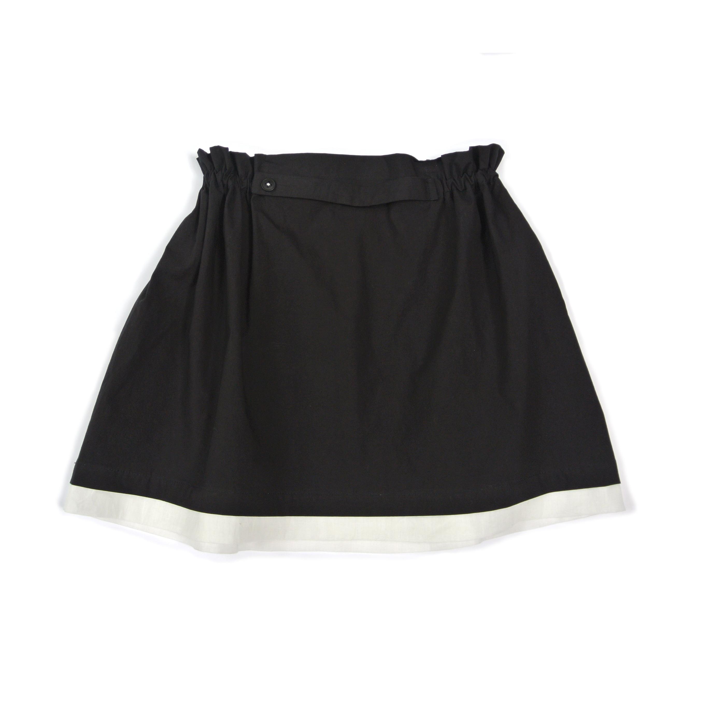 05a13b7e6 TONIA skirt black – Anja Schwerbrock